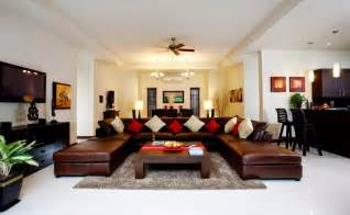 spacious living room stunning spacious living room is suitable for your big families event luxurious home design