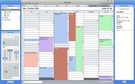 software release calendar template introducing calimanjaro a new calendar software