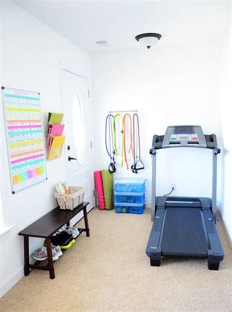 office exercise room ideas 25 best ideas about small home gyms on home room home gyms and home exercise rooms