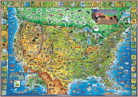 map quiz of usa the gallery for gt simple maps for children