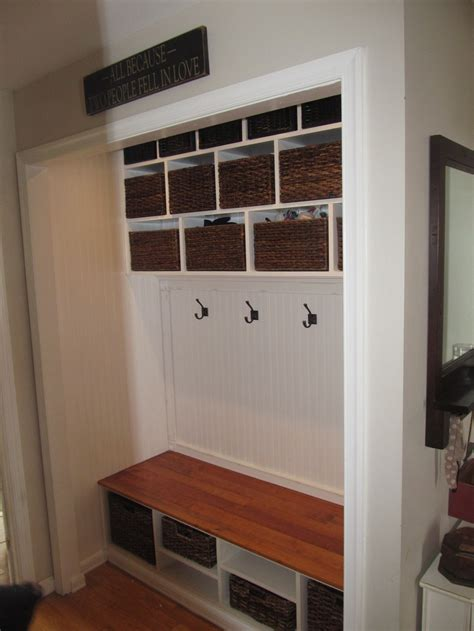 Mudroom Wardrobe by Mudroom Closet Nooks And Crannies