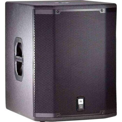 Speaker Subwoofer Murah jual jbl prx 418s harga murah primanada