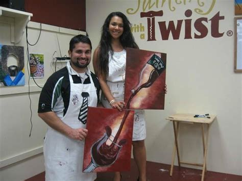 paint with a twist sarasota paint your pet photo de painting with a twist sarasota