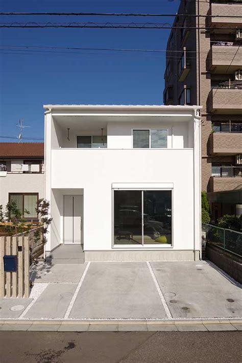 white cube house 所沢市 埼玉県の注文住宅 デザイナーズハウスの設計は一級建築士事務所ビー エル ビルド 川越市 さいたま市