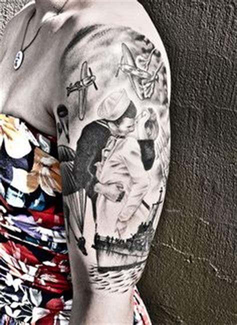 Sleeve On Pinterest Compass Tattoo Compass And Compass World War 2 Tattoos Design
