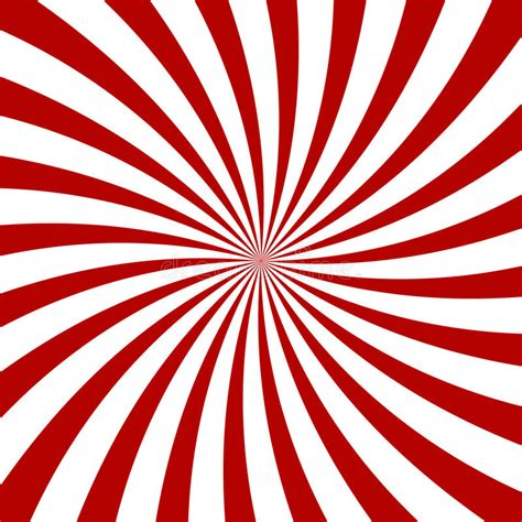 optical pattern vector red hypnosis spiral pattern optical illusion stock