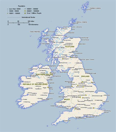 map uk scotland map of scotland and