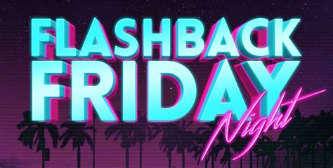 Flashback To The flashback friday iheart80s 103 7