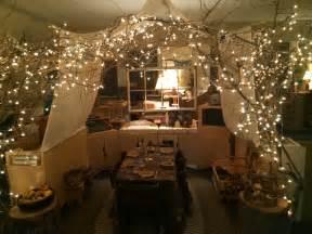 Reggio inspired lights fairy dust teaching