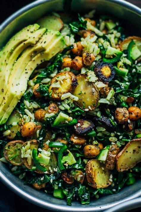Food Detox Salad by Best 25 Detox Salad Ideas On Detox Recipes