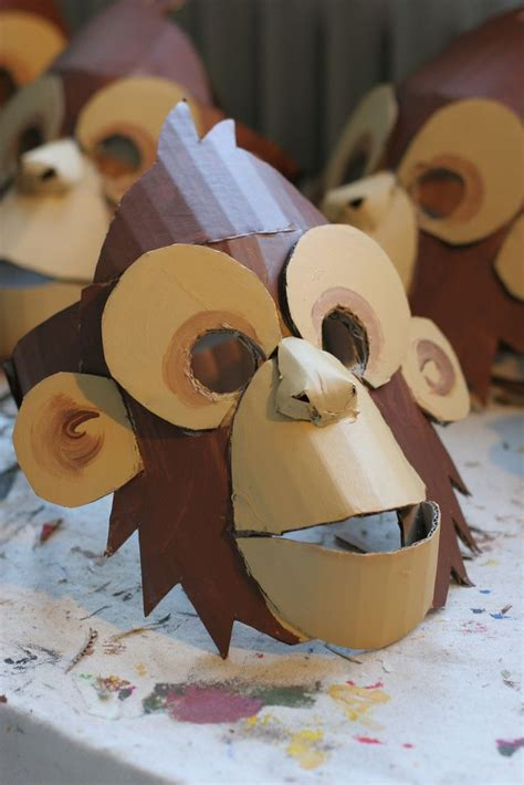How To Make Handcraft - 17 meilleures id 233 es 224 propos de costumes de singe sur