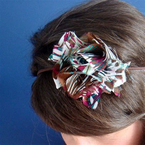 How To Make Handmade Headbands - headbands earth tone by milkmoneyshop on deviantart