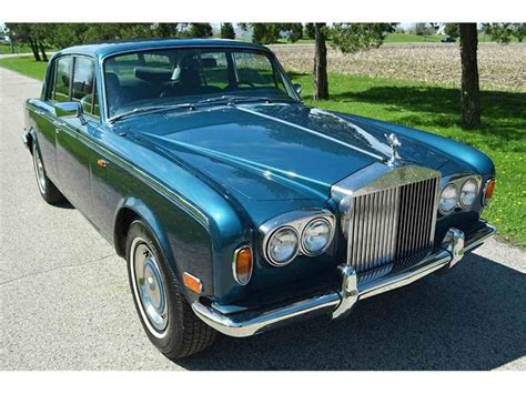 1979 Rolls Royce For Sale by 1979 Rolls Royce Silver Shadow For Sale Classiccars