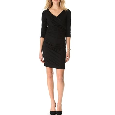 Dress Vonny Black diane furstenberg zarita lace dress in black rank