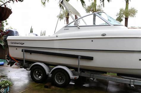 carolina catamaran boats for sale 2013 used carolina cat 23dc power catamaran boat for sale