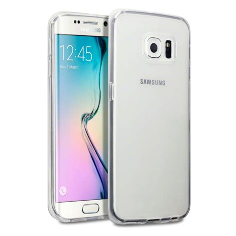 Gea Samsung S6 Soft Touch tpu thin gel cover for samsung galaxy s6 edge