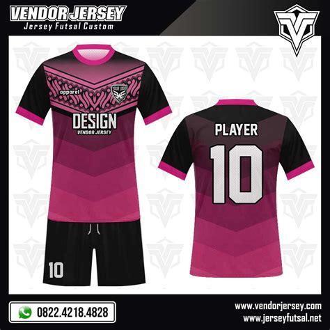 desain baju club bola desain baju futsal ornavi motif ukiran batik vendor