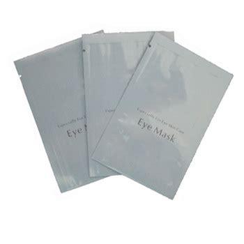Harga Masker Wajah Plastik masker wajah kemasan tas tas kosmetik tiga sisi penyegelan