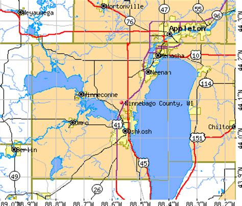 Winnebago County Search Winnebago County Wisconsin Detailed Profile Houses Real Estate Cost Of Living