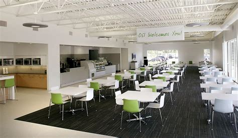 Office Canteen Design cafeteria open systems international office photo