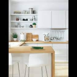 best 20 cuisine blanche et bois ideas on