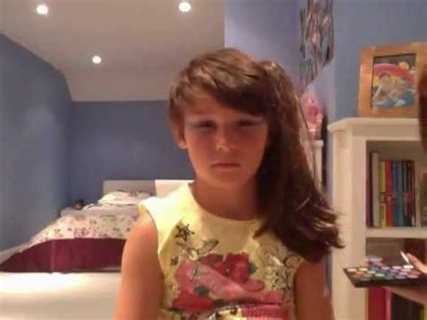 omegle preteen boy transformed 1 george being dressed up as a girl youtube