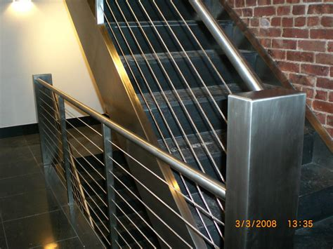 Stainless Railings Stainless Steel Rails