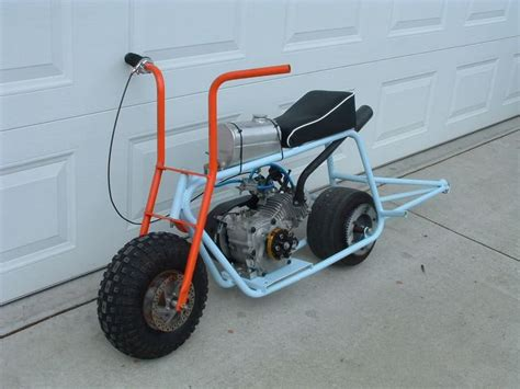 used doodlebug 140 best images about mini bike madness on