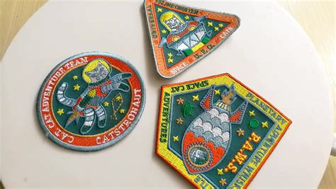 Handmade Embroidered Patches - 2017 custom wholesale iron on embroidery patches for sales