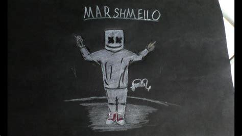 Tshirt Kaos Owsla 1 black marshmello dj