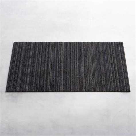 Chilewich Doormat by Chilewich 174 Steel 20 Quot X36 Quot Doormat Crate And Barrel