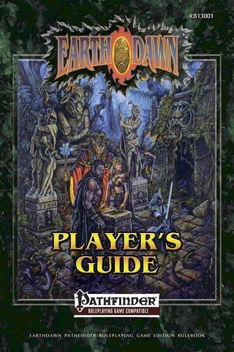 pathfinder roleplaying advanced player s guide earthdawn player s guide pathfinder rpg edition fasa