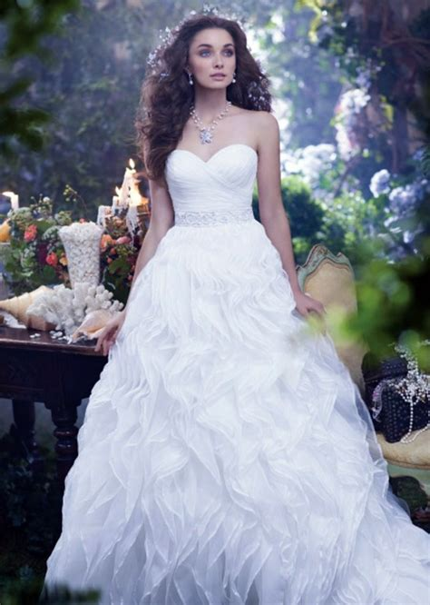5 Real Weddings To Be Inspired By by The Most Beautiful Wedding Dresses Inspired By Disney