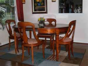 Cherry Dining Room Sets For Sale Cherry Dining Room Set Lagrange Imported For Sale From