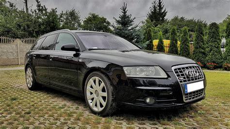 Audi A6 C6 3 0 Tdi by Audi A6 C6 Avant S Line 3 0 Tdi Quattro Uszkodzony