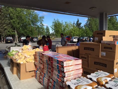 Food Pantry Anchorage by Need For Food Assistance On The Rise As Alaskans Struggle