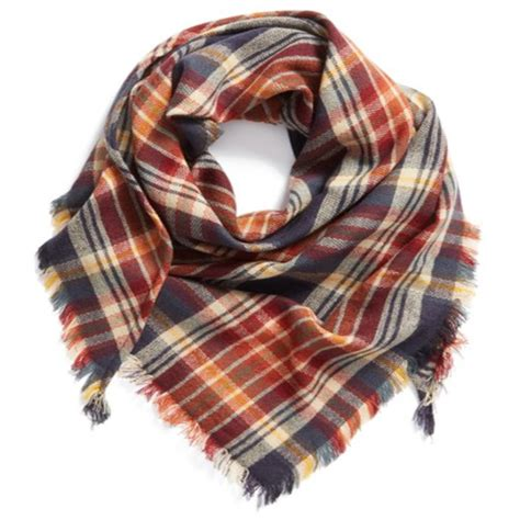 boots and buffalo plaid scarf mrscasual