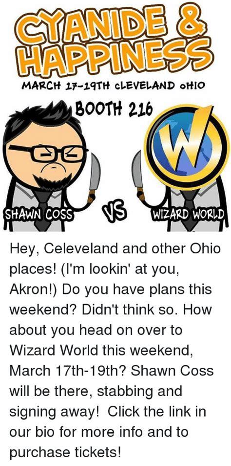 wizard world cleveland ohio march 25 best memes about cleveland ohio cleveland ohio memes