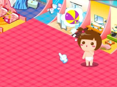 baby baby. games online.