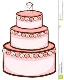 un dibujo simple de un pastel de bodas ilustraci 243 n del vector imagen 46196515