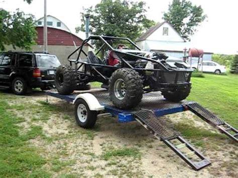 v8 powered dune buggy 1st run! youtube