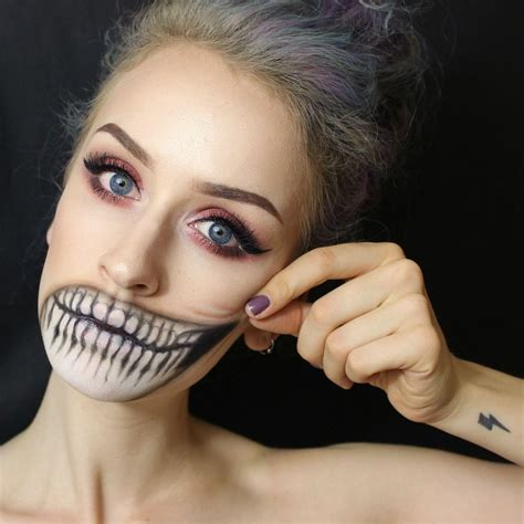 film build up in mouth halloween makeup ideas from reddit popsugar beauty