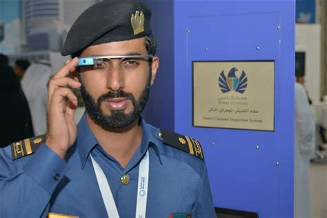 dubai customs smart virtual agent showcased  gitex