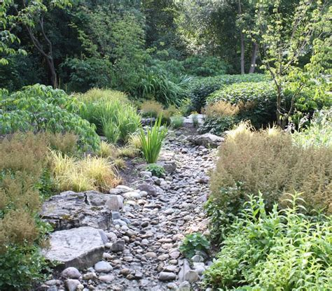 stream bed 131 best dry stream beds images on pinterest landscaping