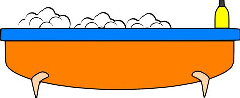 clipart bathtub bath clipart cliparts co