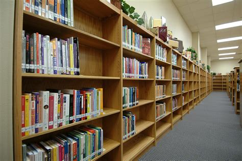school library bookshelves wv metronews no more need for traditional library at oak