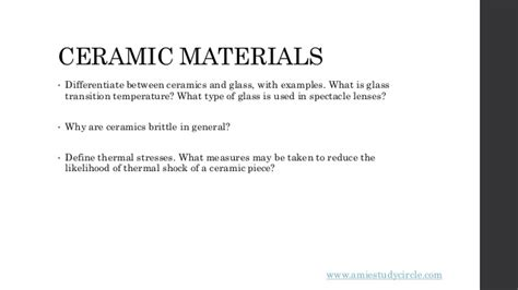 Distinguish Between Frenkel And Schottky Defects In Ceramics - material science frequently asked questions in amie exams