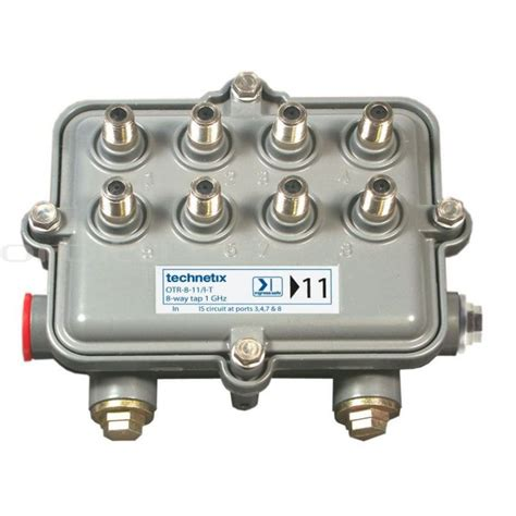 Tap Outdoor 8 Way professional tratec shunt series r regal 8 outputs to