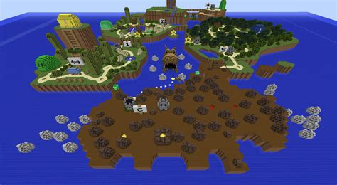mario world map mario world in minecraft smw maps mapping and modding java edition minecraft