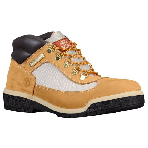 s wheat timberland boots new mens timberland waterproof field hiker boots 13070